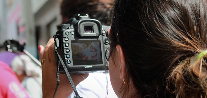 Documentando a Mudança Social